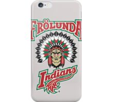 Frolunda HC Indians iPhone Case/Skin
