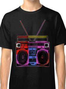 80's Boombox Classic T-Shirt