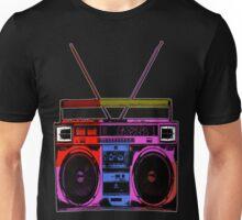 80's Boombox Unisex T-Shirt
