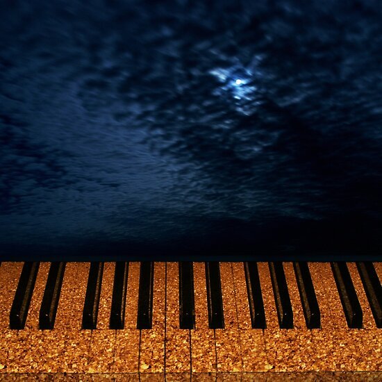 Moonlight Sonata - III by George Parapadakis (monocotylidono)
