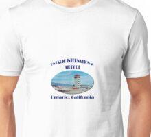 Ontario Airport Unisex T-Shirt