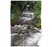 Lodore Falls Keswick Poster