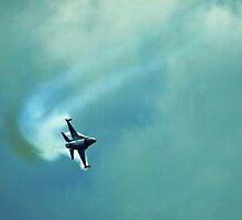 F-16 Falcon by Mick Smith