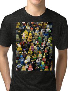 Lego Parade Tri-blend T-Shirt