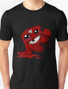 Funny Super Meat Boy T-Shirt