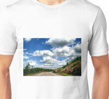Scenic Drive to the USA Unisex T-Shirt