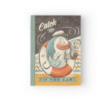 Catch Me If You Can Hardcover Journal