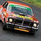 1971 Ford Falcon GT by mrsnuffleupagus