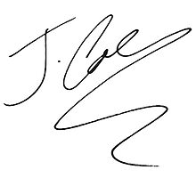 J. Cole Signature Design by tceller