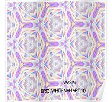( WUISN  ) ERIC WHITEMAN  ART   Poster