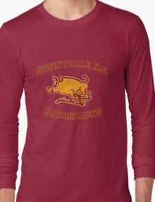 Sunnydale H.S. Razorbacks Long Sleeve T-Shirt