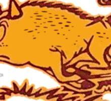 Sunnydale H.S. Razorbacks Sticker