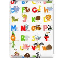 ABC (english) iPad Case/Skin