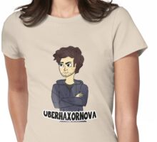 UberHaxorNova Womens Fitted T-Shirt