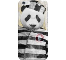 Prison Bear iPhone Case/Skin