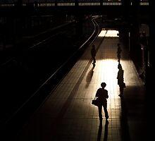 Platform 9 by Pene Stevens
