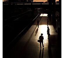 Platform 9 Photographic Print