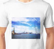 NYC Skyline, Again Unisex T-Shirt