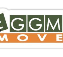 Moving Day Sticker