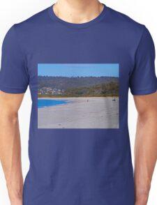 Fishing, Bay of Fires, Tasmania, Australia Unisex T-Shirt
