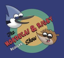 The Mordecai & Rigby Show by menteymenta