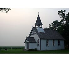 St. Paul's Anglican Church Photographic Print