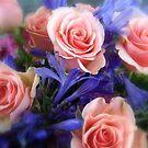 Happy Birthday Flowers by junebug076