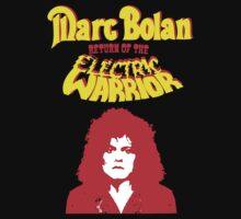 Marc Bolan- Return of the Electric Warrior by MessianicBum