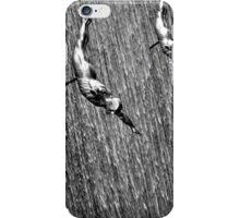 Falling Men iPhone Case/Skin