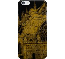 Exeter Church In Southwest England iPhone Case/Skin