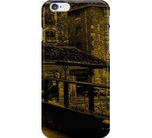 Iron Bridge Into Exeter iPhone Case/Skin