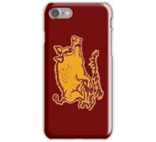 Charging Razorback iPhone Case/Skin