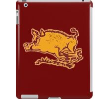 Charging Razorback iPad Case/Skin