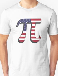 The American Pi T-Shirt