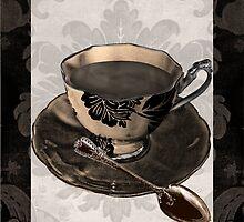 Vintage Cafe IV by mindydidit