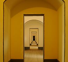 Door Way by Ray Rozelle