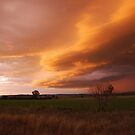 Another shot of the sky on fire by geoffgrattan