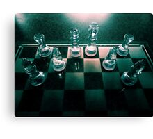 Chess Porn  Canvas Print