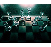 Chess Porn  Photographic Print