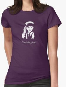 Vino! Baccano! Womens Fitted T-Shirt