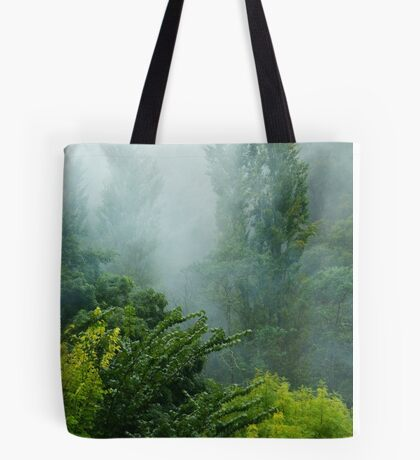 Rolling Mist Tote Bag