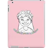 Lilo  iPad Case/Skin
