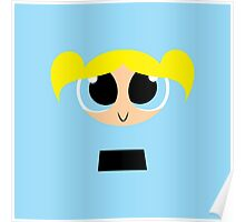 Bubbles - PowerPuff Girls Poster