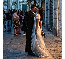 The Bride of Lecce Photographic Print
