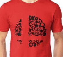 Symbol SmashBall Loose Unisex T-Shirt