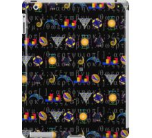 """Math Symbols 1""© iPad Case/Skin"