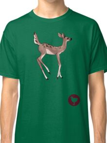 Max's Deer Shirt (High-Res)-- With Chicken Classic T-Shirt