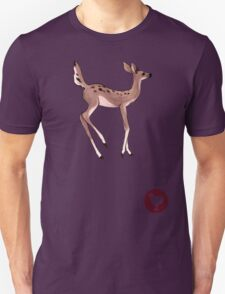 Max's Deer Shirt (High-Res)-- With Chicken T-Shirt