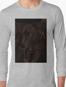 Milly's Portrait Long Sleeve T-Shirt