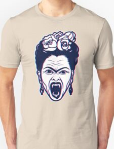 Frida Kahlo Vampire in 3D T-Shirt